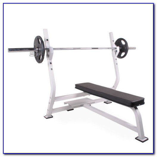 Olympic Style Bench Press Bar