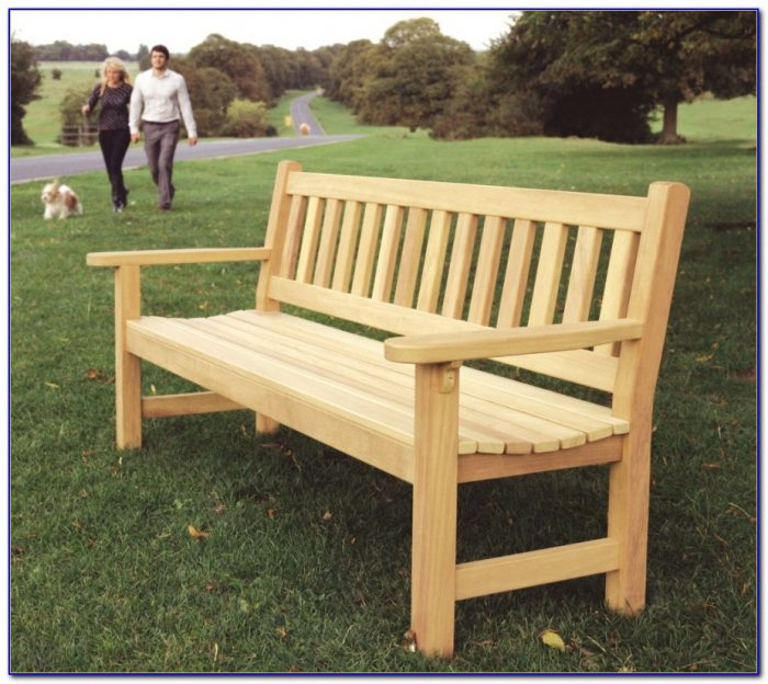 Outdoor Wood Bench Diy