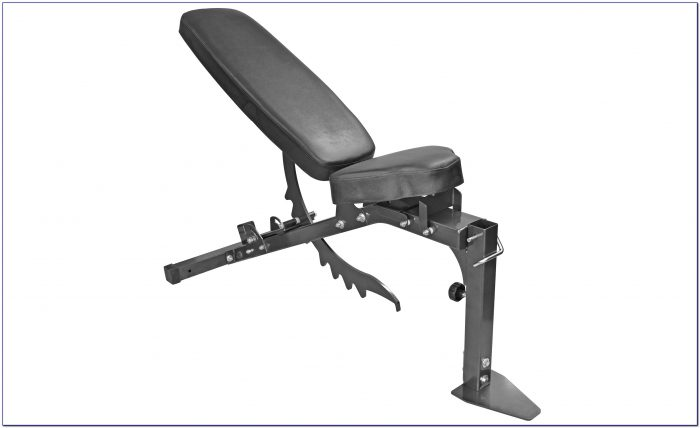Pro Decline Flat Incline Bench
