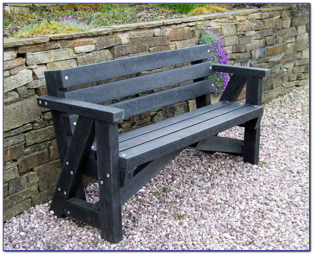 Recycled Plastic Garden Furniture Gauteng Bench Home