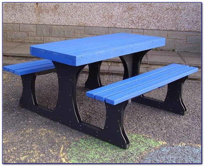 Recycled Plastic Picnic Benches Cape Town