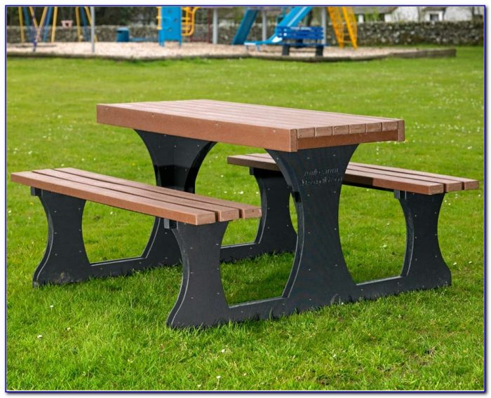 Recycled Plastic Picnic Benches Uk
