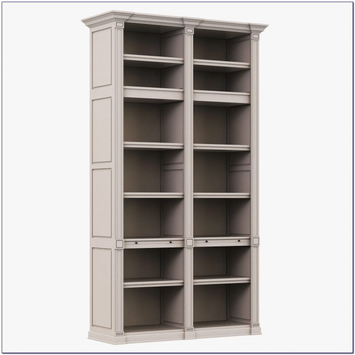 Restoration Hardware Bookcase Diy