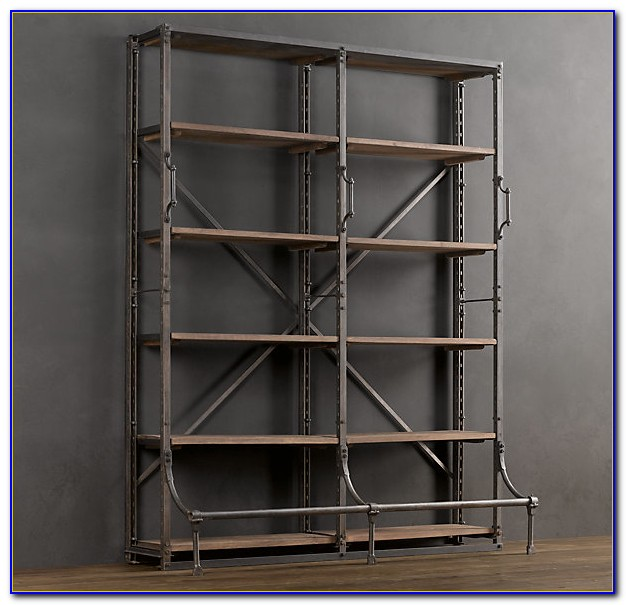Restoration Hardware Bookcases And Cabinets