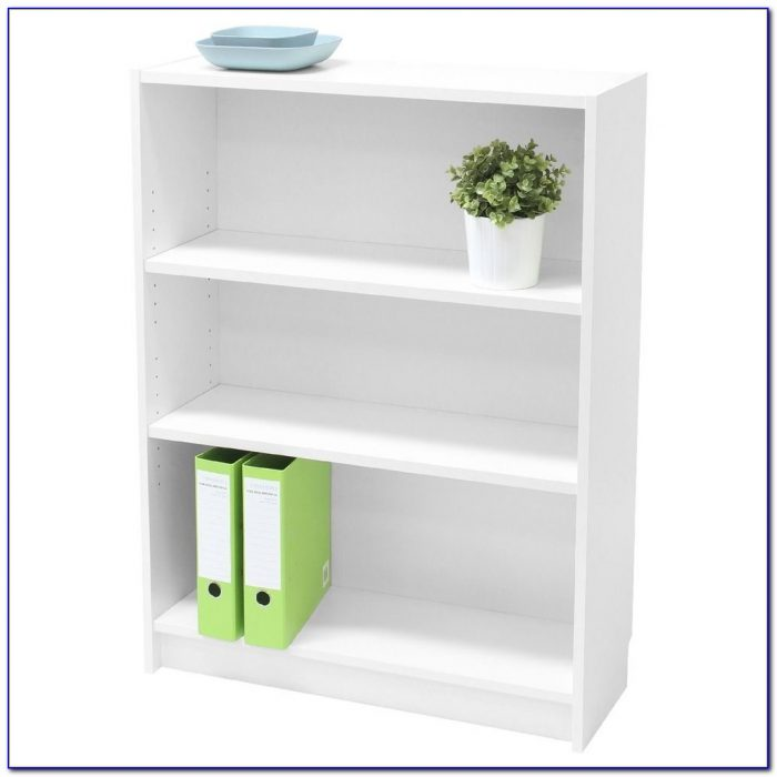 Sauder 3 Shelf Bookcase White