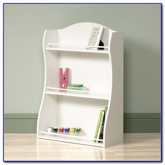 Sauder Beginnings 3 Shelf Bookcase White