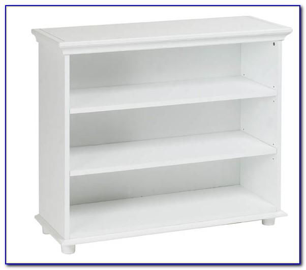 Sauder White 3 Shelf Bookcase