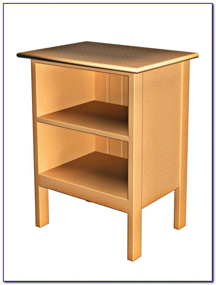 Short Small Bookcase
