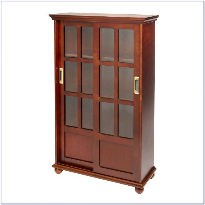 Sliding Door Bookcase Ikea
