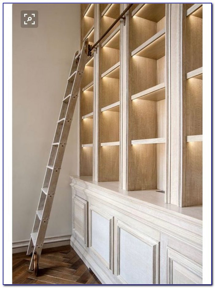 Small Glass Door Bookcases