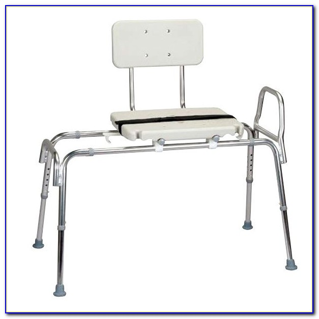 Snap And Save Sliding Transfer Bench