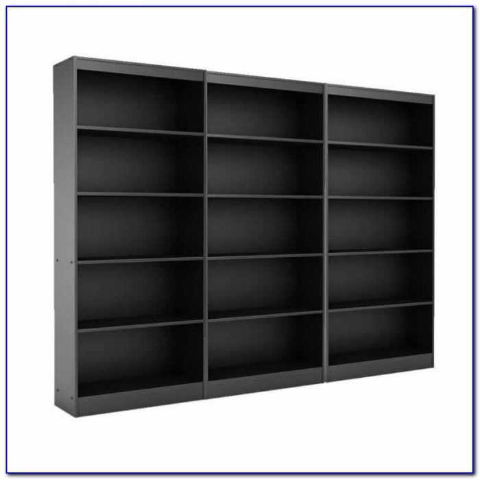 South Shore 5 Shelf Bookcase Multiple Colors