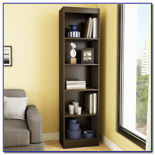 South Shore Axess Collection 5 Shelf Bookcase Morgan Cherry