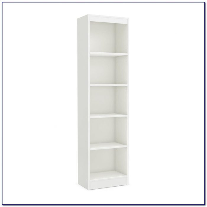 South Shore Axess Collection 5 Shelf Bookcase Pure White