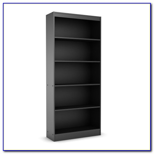 South Shore Axess Collection 5 Shelf Bookcase Royal Cherry