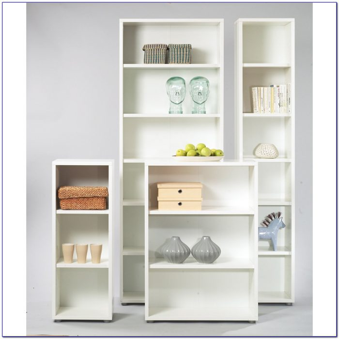 South Shore Axess Collection 5 Shelf Narrow Bookcase