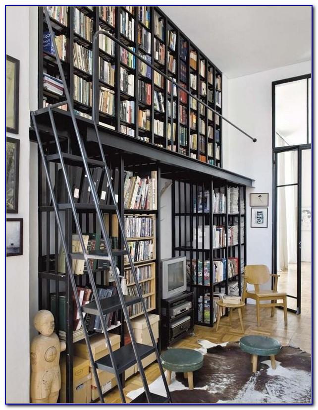Stackable Glass Door Bookcases