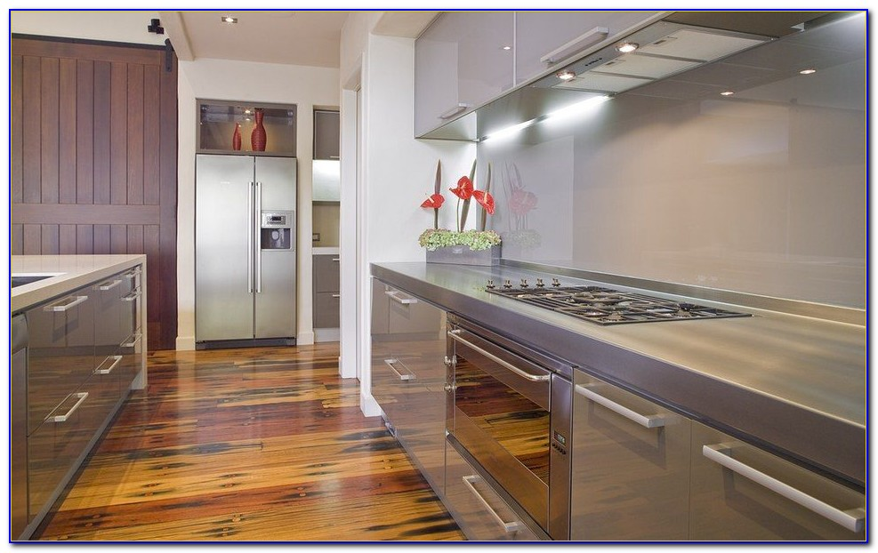 Stainless Steel Bench Top Finishes