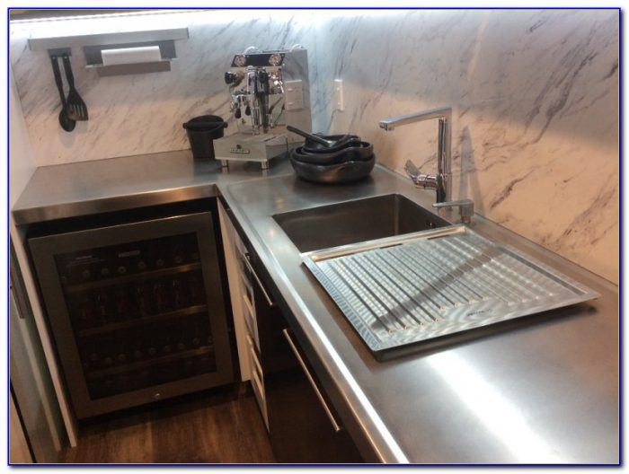 Stainless Steel Kitchen Benches Christchurch