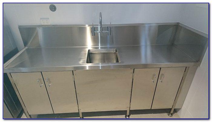 Stainless Steel Kitchen Benches Brisbane