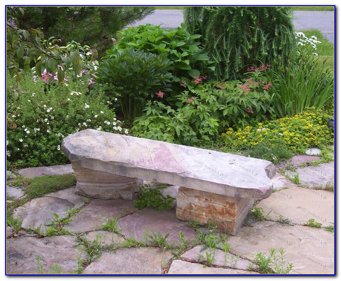 Stone Benches For Garden Uk