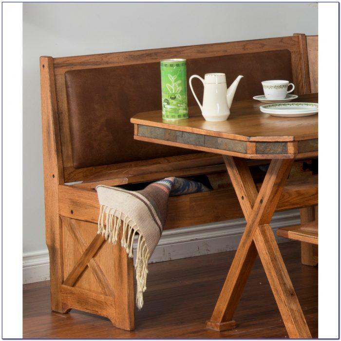 Storage Benches For Kitchen Nook