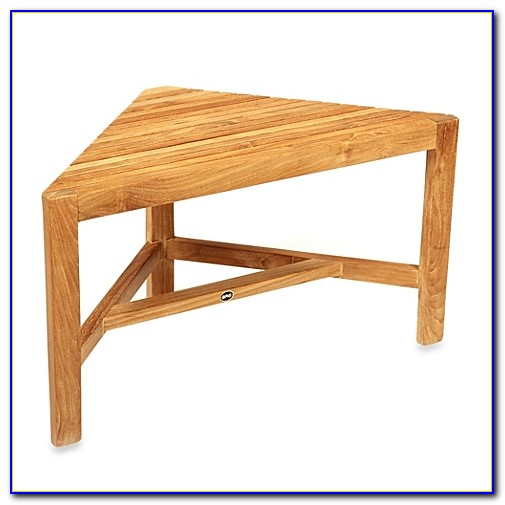 Teak Bench For Bath