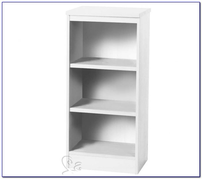 Threshold White 2 Shelf Bookcase