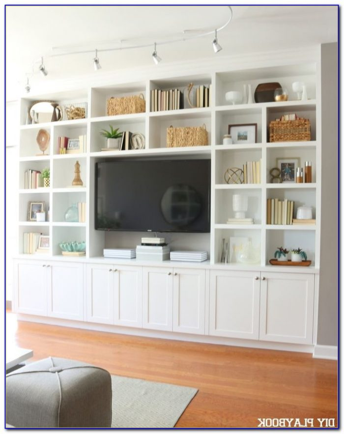 Tv Bookcase Entertainment Center