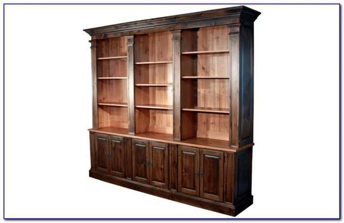 Tv Wall Unit Bookcase