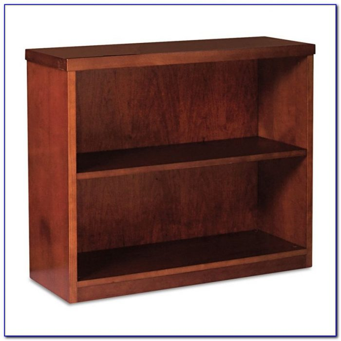Two Shelf Bookcase Espresso
