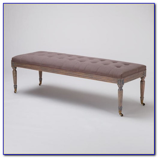 Upholstered Dining Table Benches