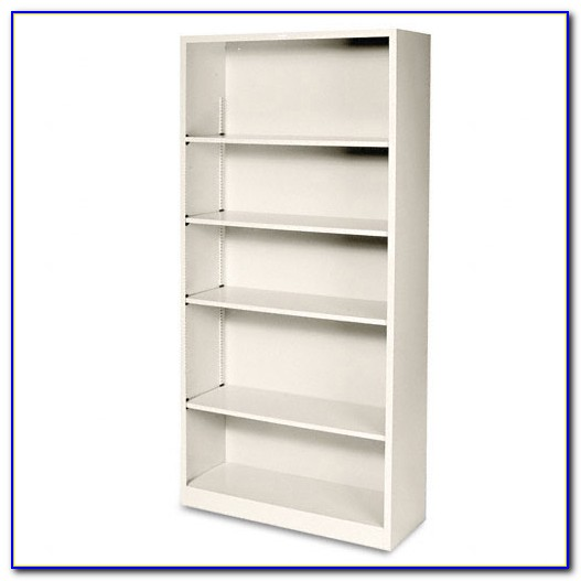 Used Hon Metal Bookcase