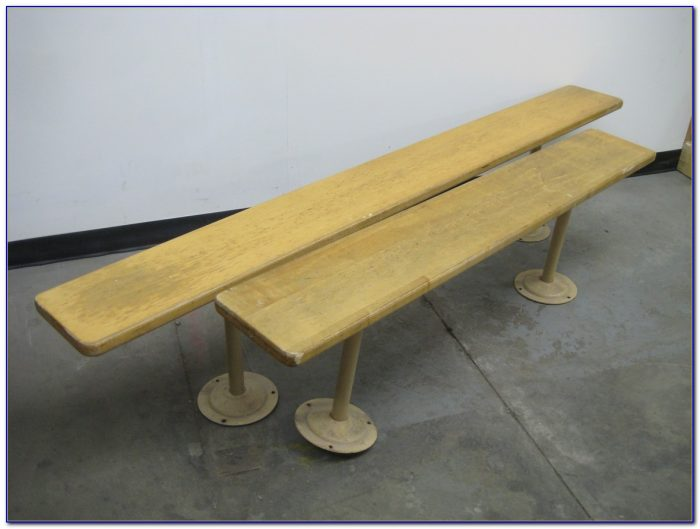 Used Locker Room Benches