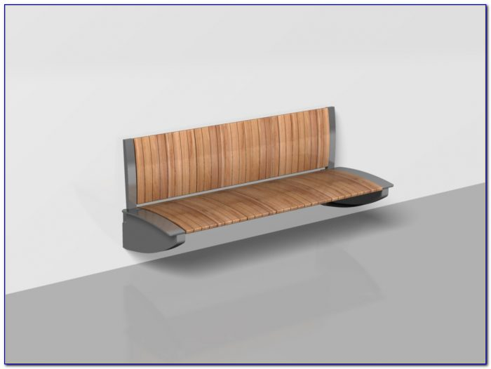 Wall Mounted Bench Seating