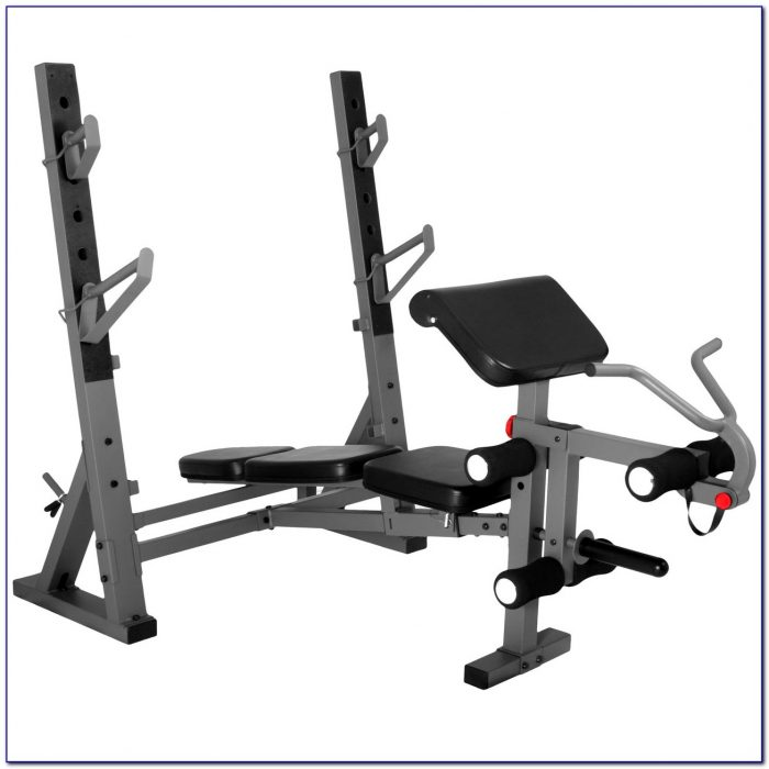 Weight Bench With Preacher Curl Attachment Bench Home
