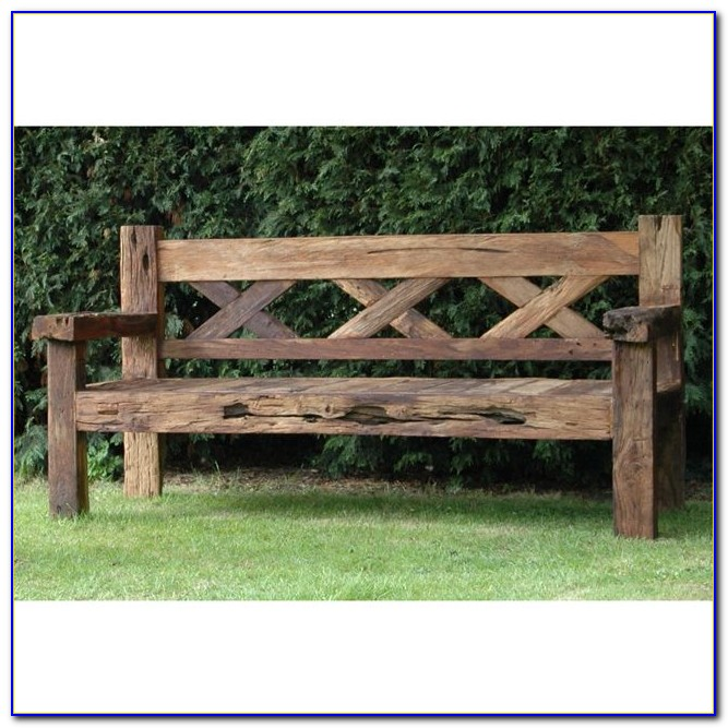 Wooden Garden Bench Seats Uk