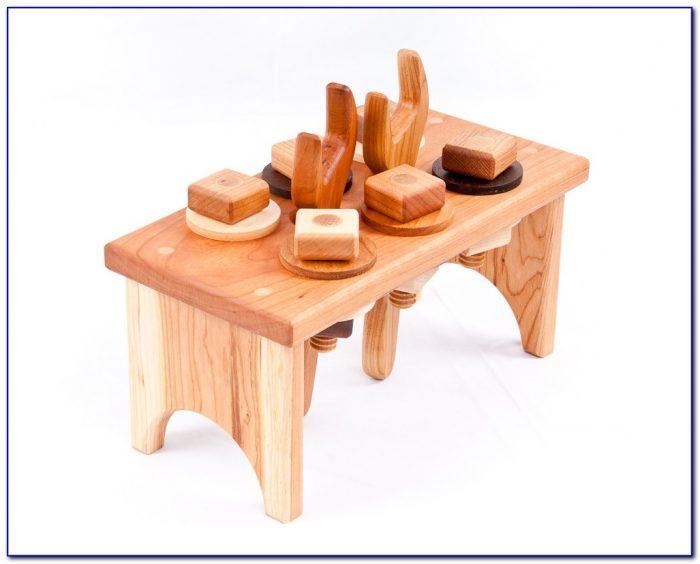 Wooden Toy Workbench Australia