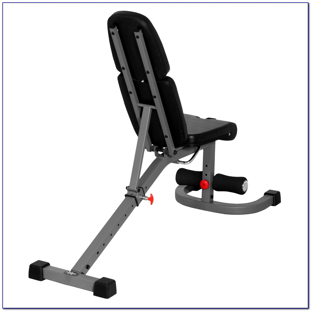 Xmark Commercial Fid Flat Incline Decline Weight Bench