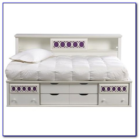 Zayley Full Bookcase Bed Instructions