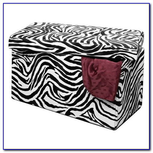Animal Print Storage Bench Bench Home Design Ideas