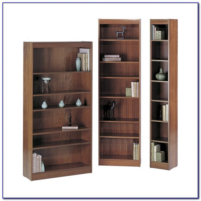 12 Inch Wide Bookcase