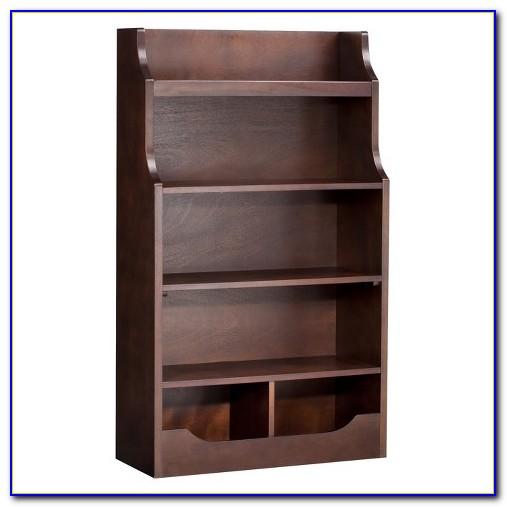 5 Shelf Bookcase Espresso Target