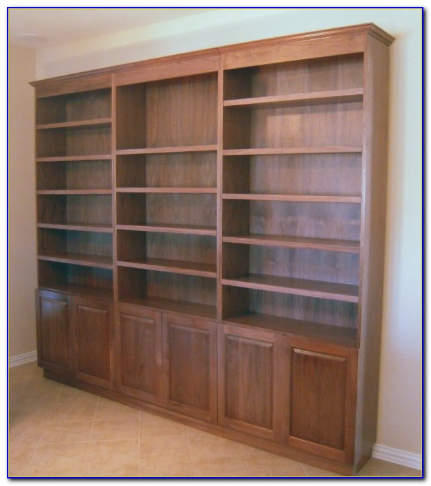 8 Ft Tall Bookcase