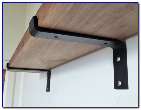 Adjustable Bookcase Shelf Supports