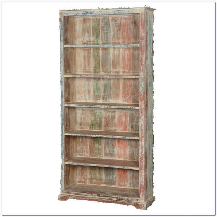 Barnes Six Shelf Bookcase