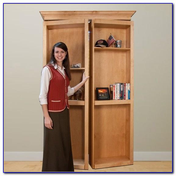 Bifold Bookcase Door Hardware