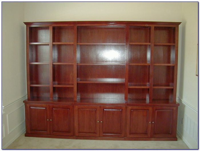Book Shelves Wall Units