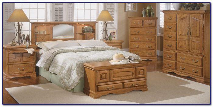 Bookcase Bedroom Sets Queen