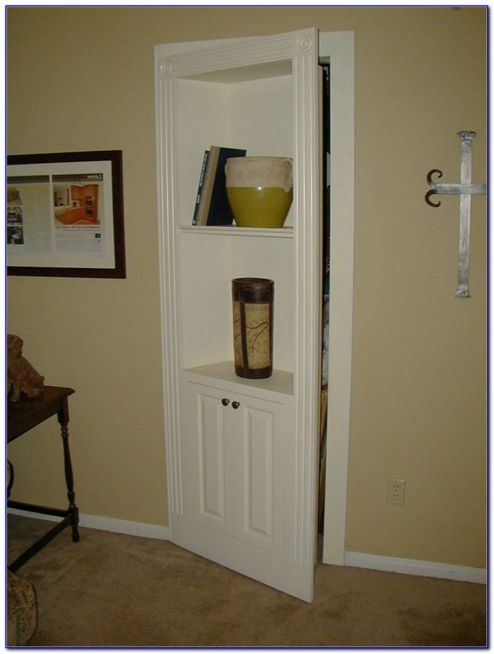 Bookcase Closet Door Kit